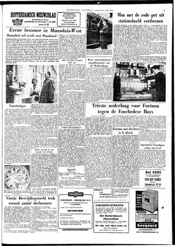 Rotterdamsch Nieuwsblad / Schiedamsche Courant / Rotterdams Dagblad / Waterweg / Algemeen Dagblad 1964-05-04