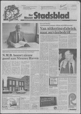 Het Nieuwe Stadsblad 1987