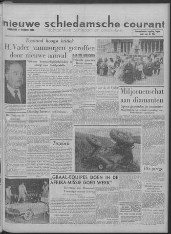 Nieuwe Schiedamsche Courant 1958-10-08