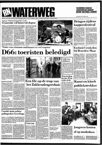 Rotterdamsch Nieuwsblad / Schiedamsche Courant / Rotterdams Dagblad / Waterweg / Algemeen Dagblad 1987-01-26
