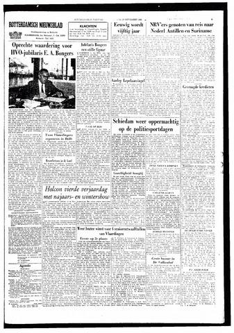 Rotterdamsch Nieuwsblad / Schiedamsche Courant / Rotterdams Dagblad / Waterweg / Algemeen Dagblad 1966-09-28