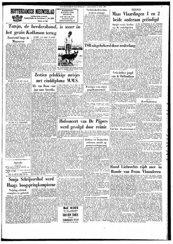 Rotterdamsch Nieuwsblad / Schiedamsche Courant / Rotterdams Dagblad / Waterweg / Algemeen Dagblad 1964-06-15