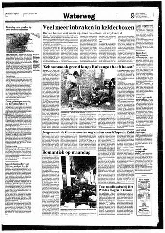 Rotterdamsch Nieuwsblad / Schiedamsche Courant / Rotterdams Dagblad / Waterweg / Algemeen Dagblad 1993-08-10