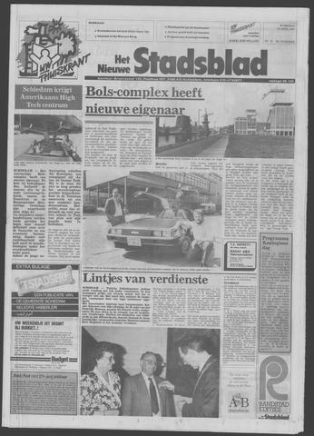 Het Nieuwe Stadsblad 1987-04-29
