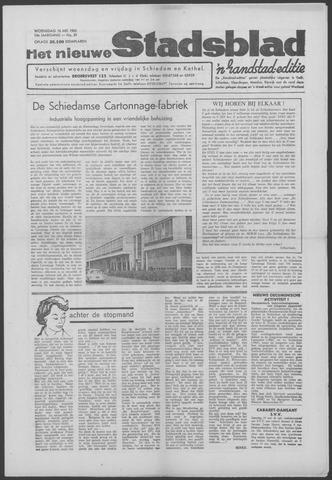 Het Nieuwe Stadsblad 1962-05-16