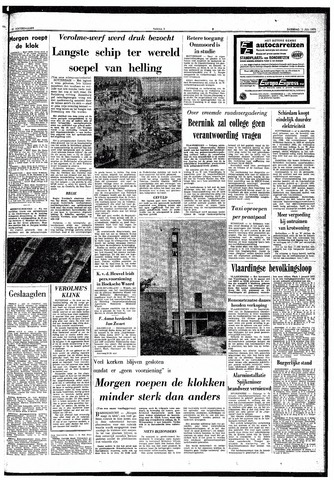 Trouw / De Rotterdammer 1970-07-11