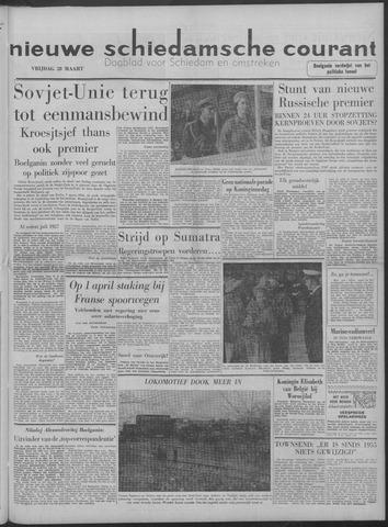 Nieuwe Schiedamsche Courant 1958-03-28