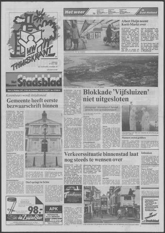 Het Nieuwe Stadsblad 1990-07-27