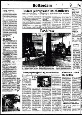 Rotterdamsch Nieuwsblad / Schiedamsche Courant / Rotterdams Dagblad / Waterweg / Algemeen Dagblad 1991-08-10