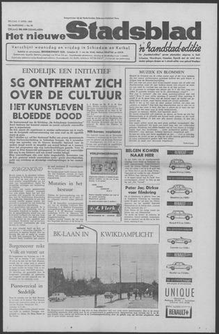 Het Nieuwe Stadsblad 1964-04-17
