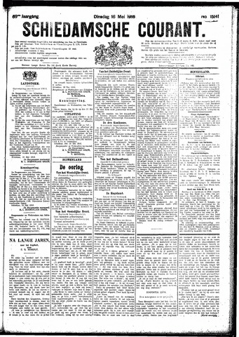 Schiedamsche Courant 1916-05-16