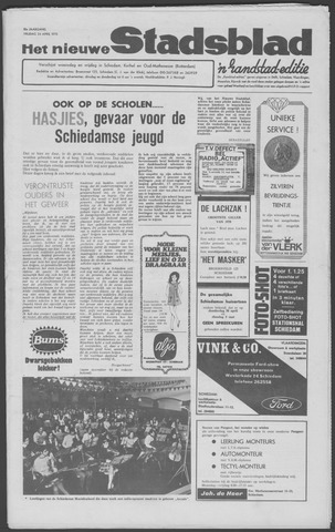 Het Nieuwe Stadsblad 1970-04-24
