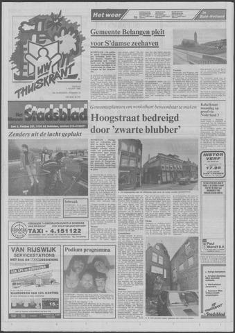 Het Nieuwe Stadsblad 1988-03-04