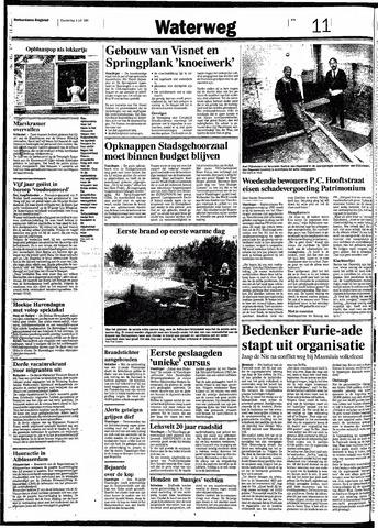 Rotterdamsch Nieuwsblad / Schiedamsche Courant / Rotterdams Dagblad / Waterweg / Algemeen Dagblad 1991-07-04