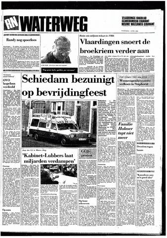 Rotterdamsch Nieuwsblad / Schiedamsche Courant / Rotterdams Dagblad / Waterweg / Algemeen Dagblad 1985-04-03