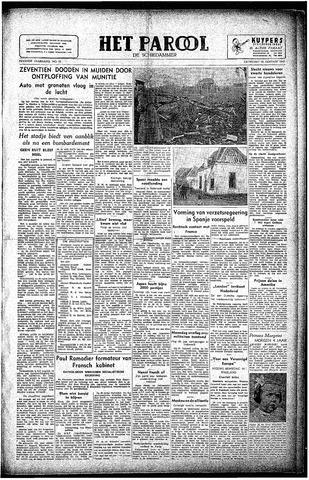 Rotterdamsch Parool / De Schiedammer 1947-01-18