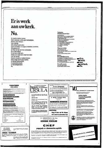 Trouw / De Rotterdammer 1969-08-30