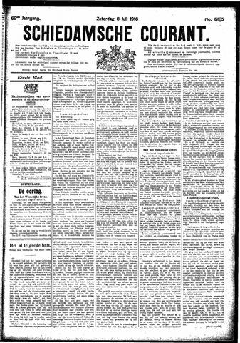 Schiedamsche Courant 1916-07-08