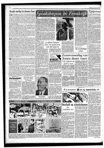 Rotterdamsch Parool / De Schiedammer 1957-01-15