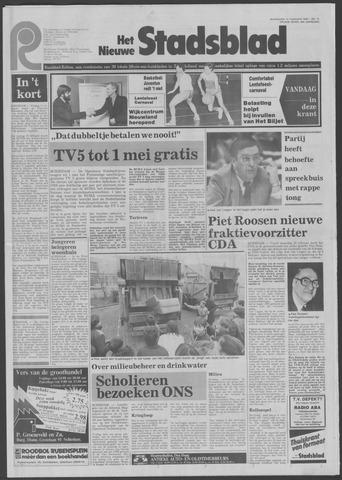 Het Nieuwe Stadsblad 1984-02-15