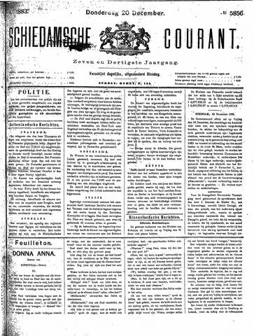 Schiedamsche Courant 1883-12-20