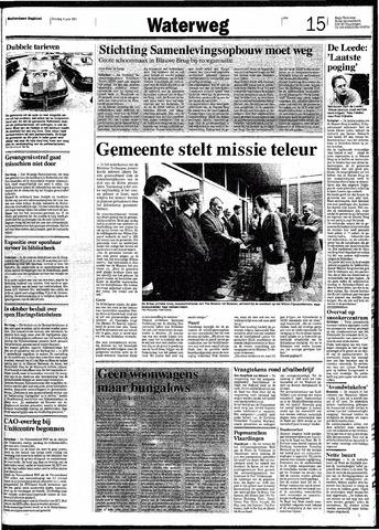 Rotterdamsch Nieuwsblad / Schiedamsche Courant / Rotterdams Dagblad / Waterweg / Algemeen Dagblad 1991-06-04