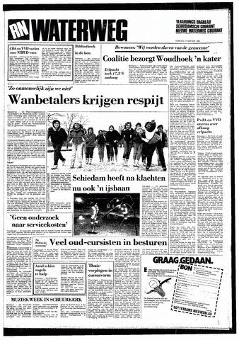 Rotterdamsch Nieuwsblad / Schiedamsche Courant / Rotterdams Dagblad / Waterweg / Algemeen Dagblad 1985-01-15