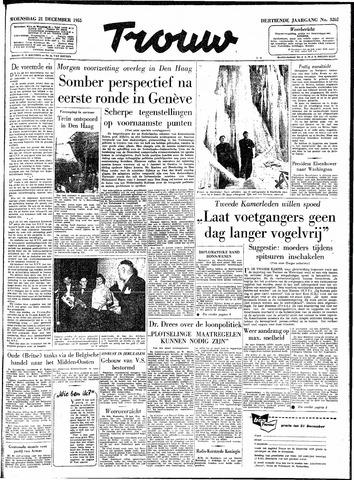 Trouw / De Rotterdammer 1955-12-21