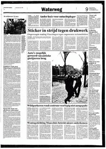 Rotterdamsch Nieuwsblad / Schiedamsche Courant / Rotterdams Dagblad / Waterweg / Algemeen Dagblad 1993-07-22