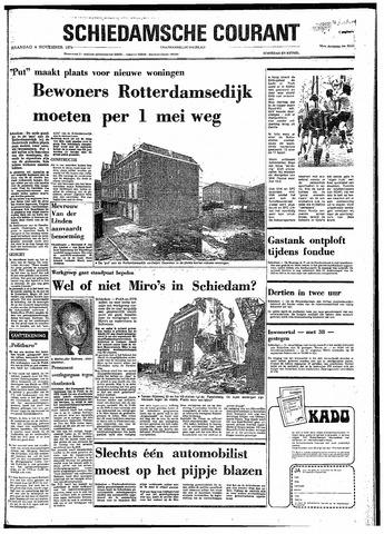 Rotterdamsch Nieuwsblad / Schiedamsche Courant / Rotterdams Dagblad / Waterweg / Algemeen Dagblad 1974-11-04