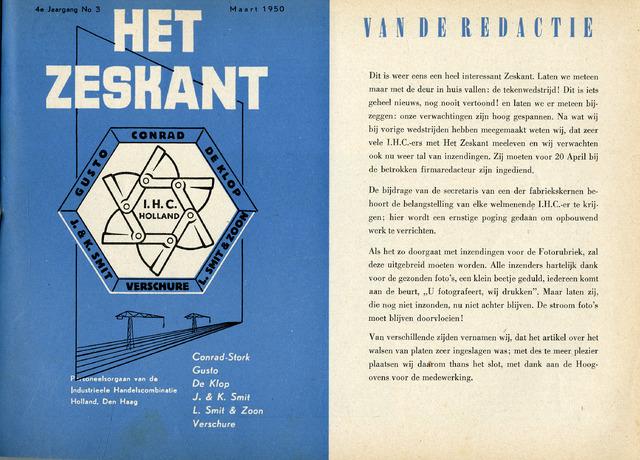 Het Zeskant 1950-03-01