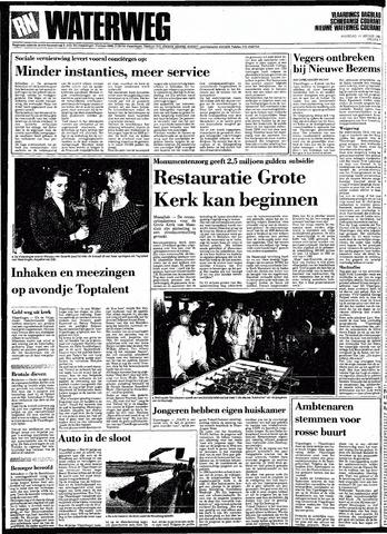 Rotterdamsch Nieuwsblad / Schiedamsche Courant / Rotterdams Dagblad / Waterweg / Algemeen Dagblad 1991-01-14