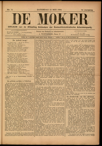De Moker 1904-05-14