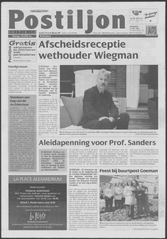 Postiljon 2001-05-23