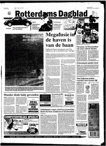 Rotterdamsch Nieuwsblad / Schiedamsche Courant / Rotterdams Dagblad / Waterweg / Algemeen Dagblad 1998-06-25