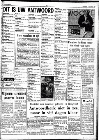 Trouw / De Rotterdammer 1964-10-17
