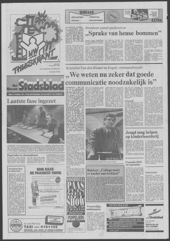 Het Nieuwe Stadsblad 1991-03-29