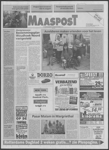 Maaspost / Maasstad / Maasstad Pers 1995-10-11