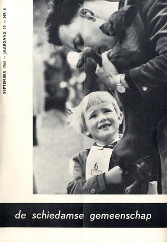 Schiedamse Gemeenschap (tijdschrift) 1963-09-01