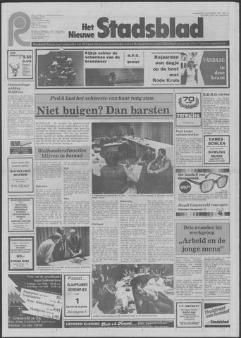 Het Nieuwe Stadsblad 1982-09-08