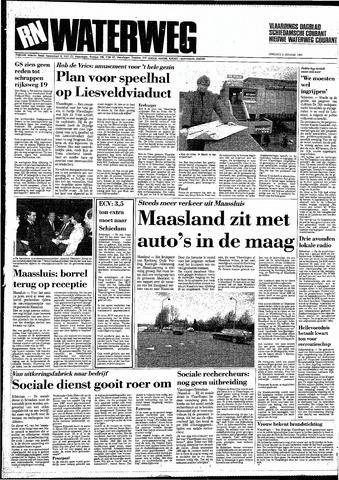 Rotterdamsch Nieuwsblad / Schiedamsche Courant / Rotterdams Dagblad / Waterweg / Algemeen Dagblad 1987-01-06