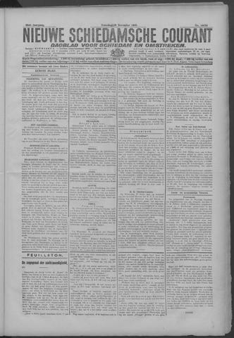 Nieuwe Schiedamsche Courant 1925-11-28