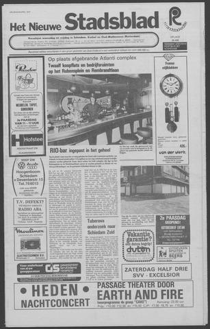 Het Nieuwe Stadsblad 1977-04-08