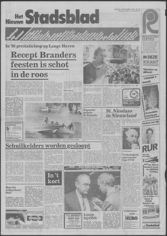 Het Nieuwe Stadsblad 1985-11-29