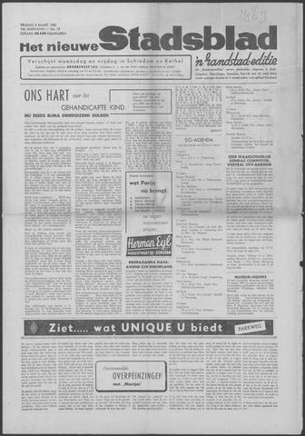 Het Nieuwe Stadsblad 1963-03-08