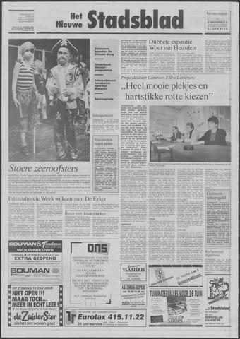 Het Nieuwe Stadsblad 1992-10-16