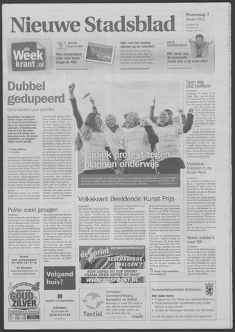 Het Nieuwe Stadsblad 2012-03-07