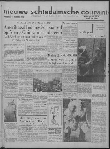 Nieuwe Schiedamsche Courant 1958-12-11