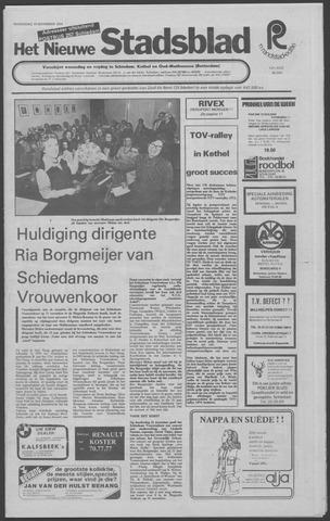 Het Nieuwe Stadsblad 1974-11-13