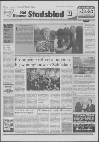 Het Nieuwe Stadsblad 2001-05-25